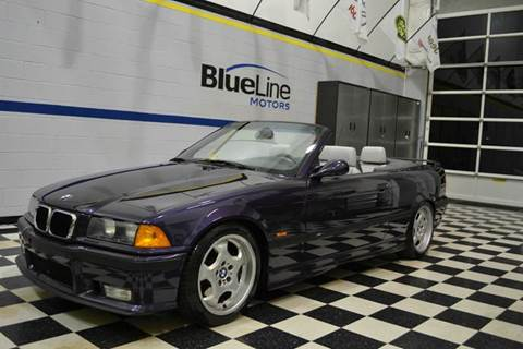 1999 BMW M3 for sale at Blue Line Motors in Winchester VA