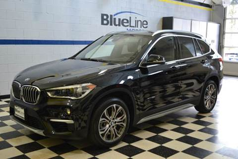 2016 BMW X1 for sale at Blue Line Motors in Winchester VA