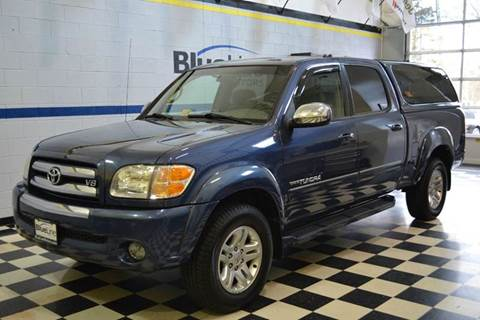2004 Toyota Tundra for sale at Blue Line Motors in Winchester VA