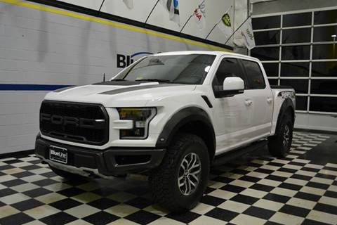 2017 Ford F-150 for sale at Blue Line Motors in Winchester VA