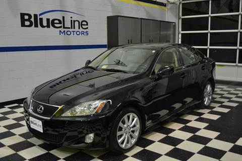 2007 Lexus IS 250 for sale at Blue Line Motors in Winchester VA