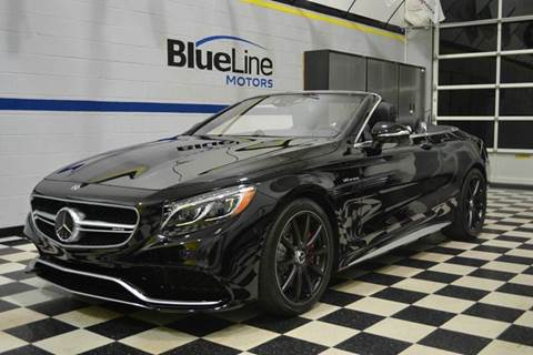 2017 Mercedes-Benz S-Class for sale at Blue Line Motors in Winchester VA