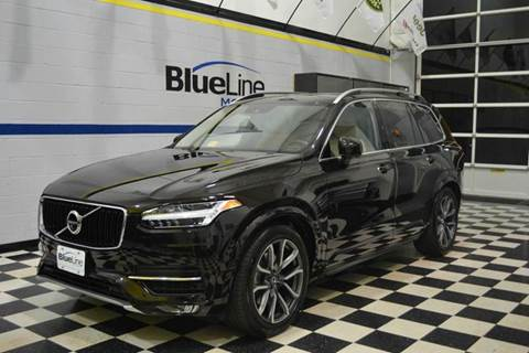 2016 Volvo XC90 for sale at Blue Line Motors in Winchester VA