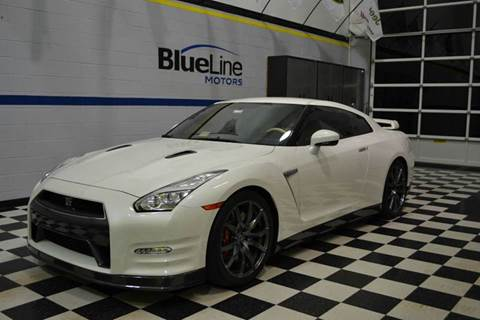 2015 Nissan GT-R for sale at Blue Line Motors in Winchester VA