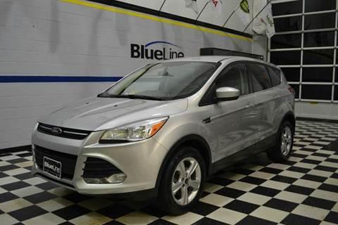 2013 Ford Escape for sale at Blue Line Motors in Winchester VA
