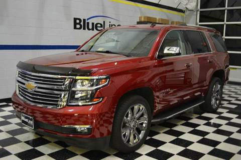 2015 Chevrolet Tahoe for sale at Blue Line Motors in Winchester VA
