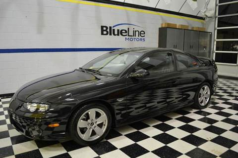 2004 Pontiac GTO for sale at Blue Line Motors in Winchester VA