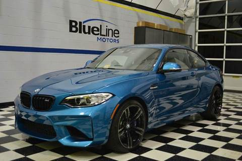 2017 BMW M2 for sale at Blue Line Motors in Winchester VA