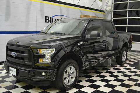 2015 Ford F-150 for sale at Blue Line Motors in Winchester VA