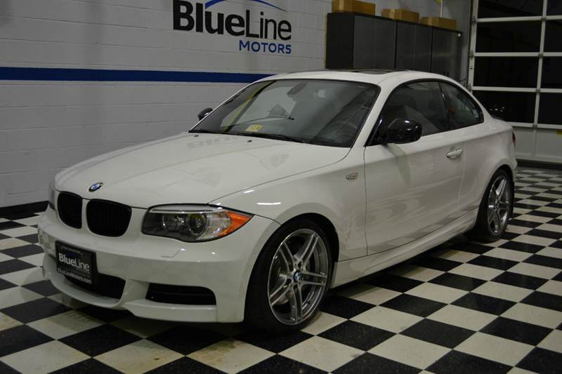 2013 BMW 1 Series for sale at Blue Line Motors in Winchester VA