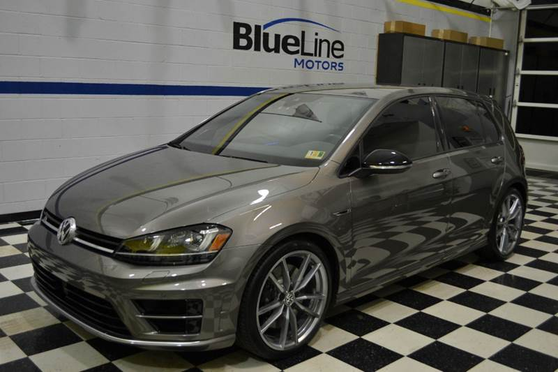 Golf R Dcc >> 2017 Volkswagen Golf R Base Awd 4dr Hatchback 6a W Dcc And