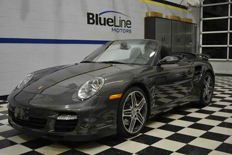 2008 Porsche 911 for sale at Blue Line Motors in Winchester VA