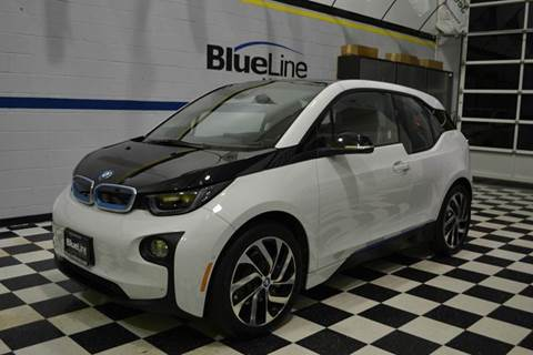 2015 BMW i3 for sale at Blue Line Motors in Winchester VA