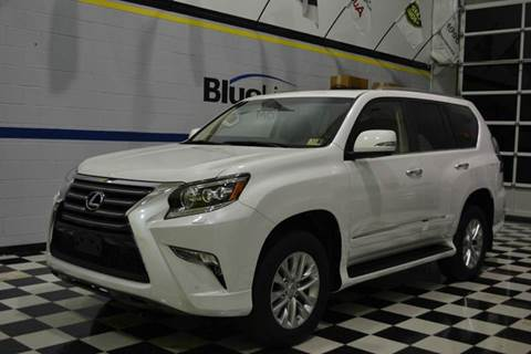 2017 Lexus GX 460 for sale at Blue Line Motors in Winchester VA