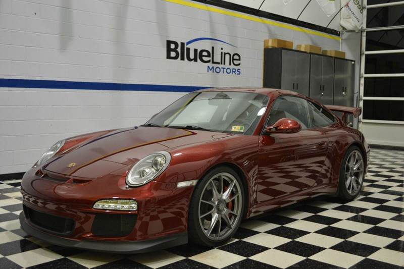 2010 Porsche 911 for sale at Blue Line Motors in Winchester VA