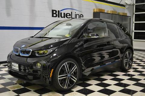 2016 BMW i3 for sale at Blue Line Motors in Winchester VA