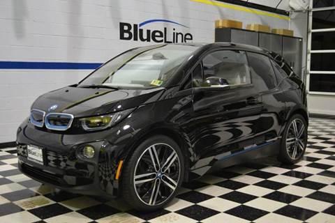2016 BMW i3 for sale at Blue Line Motors in Winchester VA
