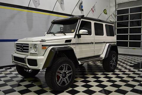 2017 Mercedes-Benz G-Class for sale at Blue Line Motors in Winchester VA