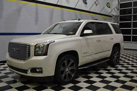 2015 GMC Yukon for sale at Blue Line Motors in Winchester VA