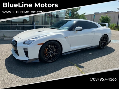 2017 Nissan GT-R for sale at Blue Line Motors in Winchester VA