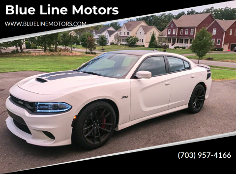 2019 Dodge Charger for sale at Blue Line Motors in Winchester VA