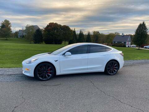 2020 Tesla Model 3 for sale at Blue Line Motors in Winchester VA