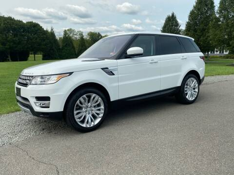 2017 Land Rover Range Rover Sport for sale at Blue Line Motors in Winchester VA