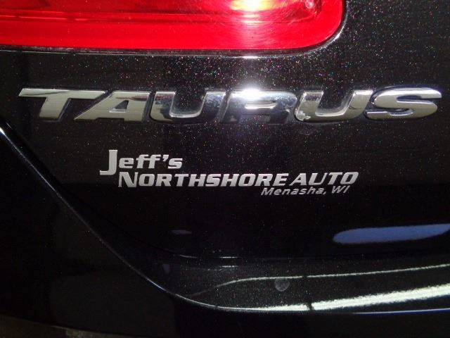 2014 Ford Taurus for sale at Jeffs Northshore Auto LLC in Menasha WI