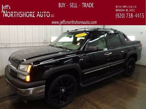 2004 Chevrolet Avalanche for sale at Jeffs Northshore Auto LLC in Menasha WI
