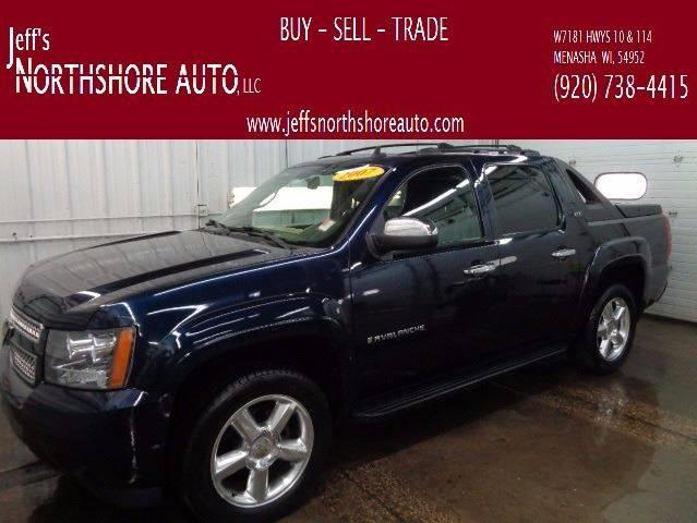 2007 Chevrolet Avalanche for sale at Jeffs Northshore Auto LLC in Menasha WI