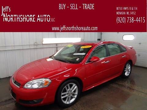 2009 Chevrolet Impala for sale at Jeffs Northshore Auto LLC in Menasha WI