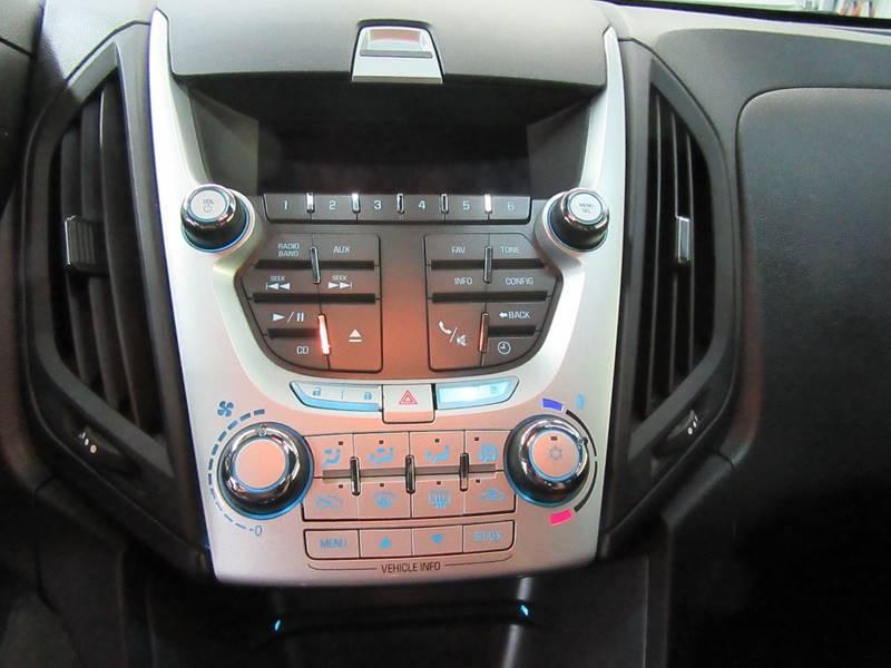2011 Chevrolet Equinox for sale at Jeffs Northshore Auto LLC in Menasha WI