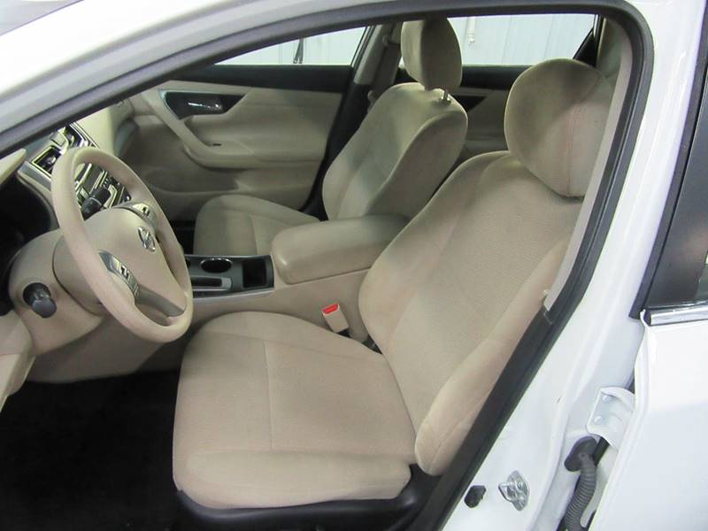 2015 Nissan Altima for sale at Jeffs Northshore Auto LLC in Menasha WI