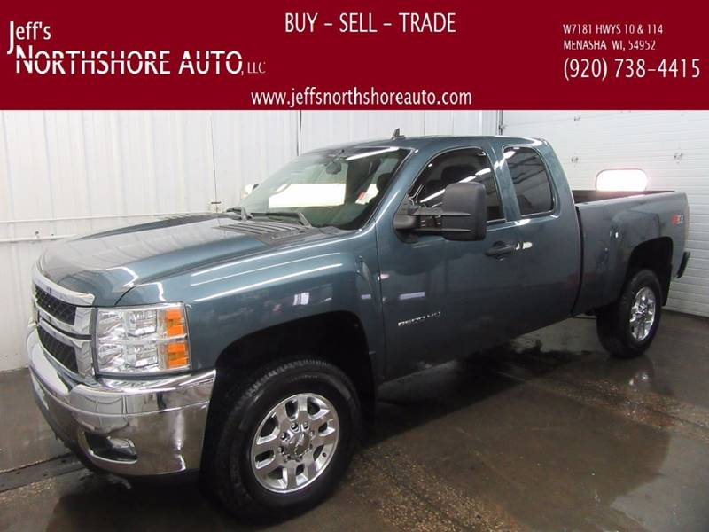 2011 Chevrolet Silverado 2500HD for sale at Jeffs Northshore Auto LLC in Menasha WI