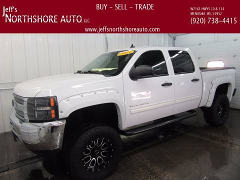 2013 Chevrolet Silverado 1500 for sale at Jeffs Northshore Auto LLC in Menasha WI