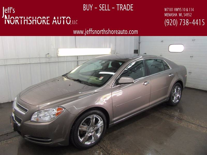 2012 Chevrolet Malibu for sale at Jeffs Northshore Auto LLC in Menasha WI