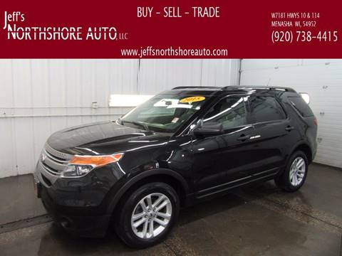 2015 Ford Explorer for sale at Jeffs Northshore Auto LLC in Menasha WI