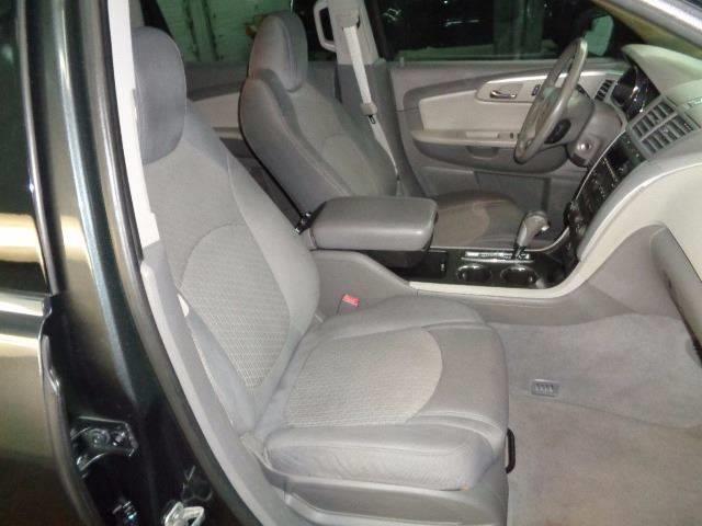 2011 Chevrolet Traverse for sale at Jeffs Northshore Auto LLC in Menasha WI