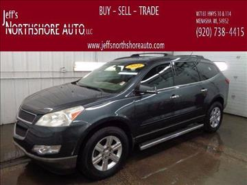 2011 Chevrolet Traverse for sale at Jeffs Northshore Auto LLC in Menasha WI