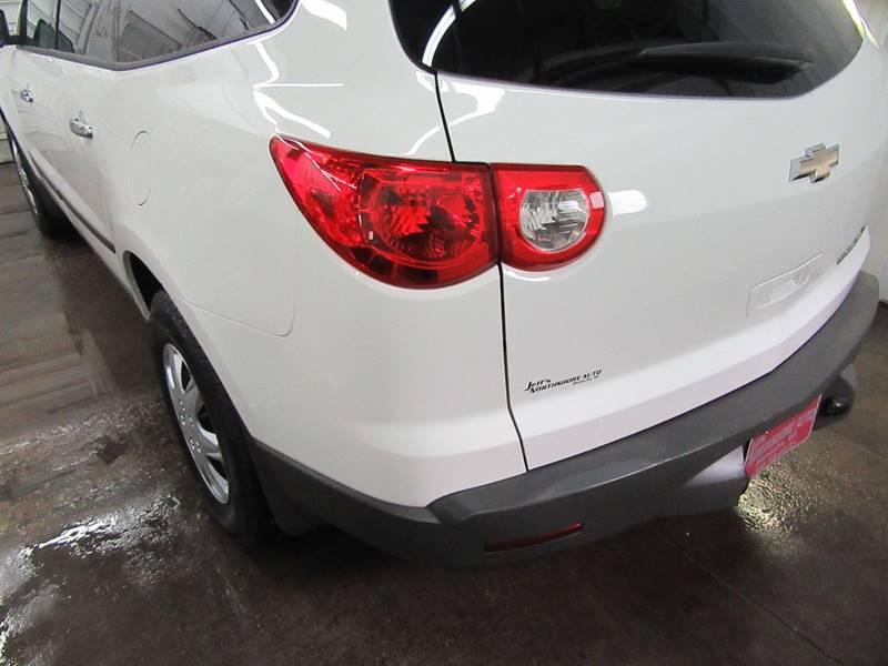 2012 Chevrolet Traverse for sale at Jeffs Northshore Auto LLC in Menasha WI