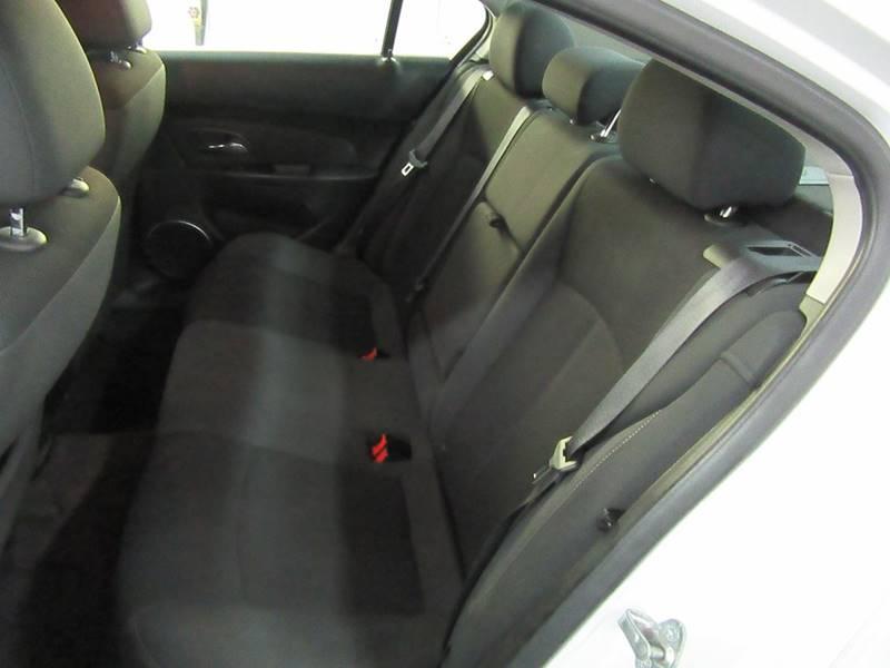 2011 Chevrolet Cruze for sale at Jeffs Northshore Auto LLC in Menasha WI