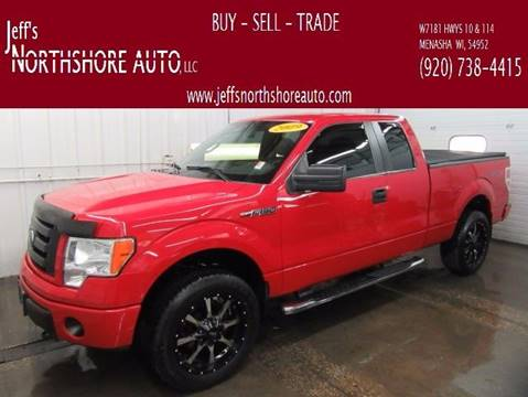 2009 Ford F-150 for sale at Jeffs Northshore Auto LLC in Menasha WI