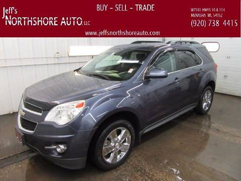 2013 Chevrolet Equinox for sale at Jeffs Northshore Auto LLC in Menasha WI