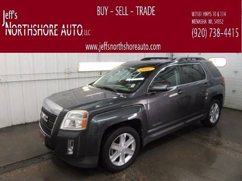 2011 GMC Terrain for sale at Jeffs Northshore Auto LLC in Menasha WI