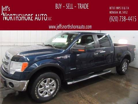 2014 Ford F-150 for sale at Jeffs Northshore Auto LLC in Menasha WI