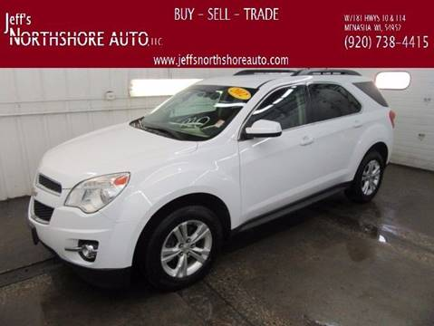 2012 Chevrolet Equinox for sale at Jeffs Northshore Auto LLC in Menasha WI