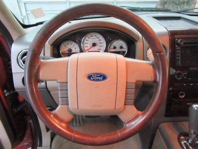 2007 Ford F-150 for sale at Jeffs Northshore Auto LLC in Menasha WI