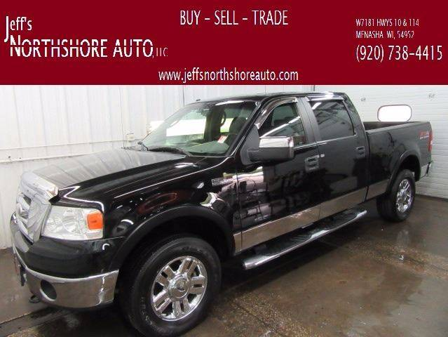 2008 Ford F-150 for sale at Jeffs Northshore Auto LLC in Menasha WI