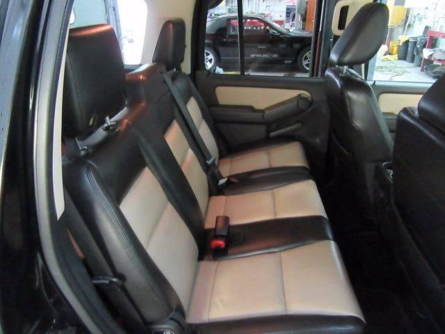 2010 Ford Explorer for sale at Jeffs Northshore Auto LLC in Menasha WI