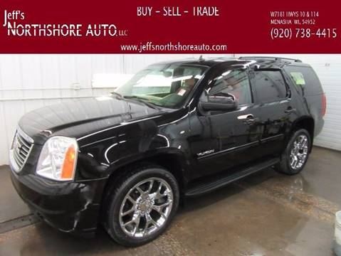 2011 GMC Yukon for sale at Jeffs Northshore Auto LLC in Menasha WI